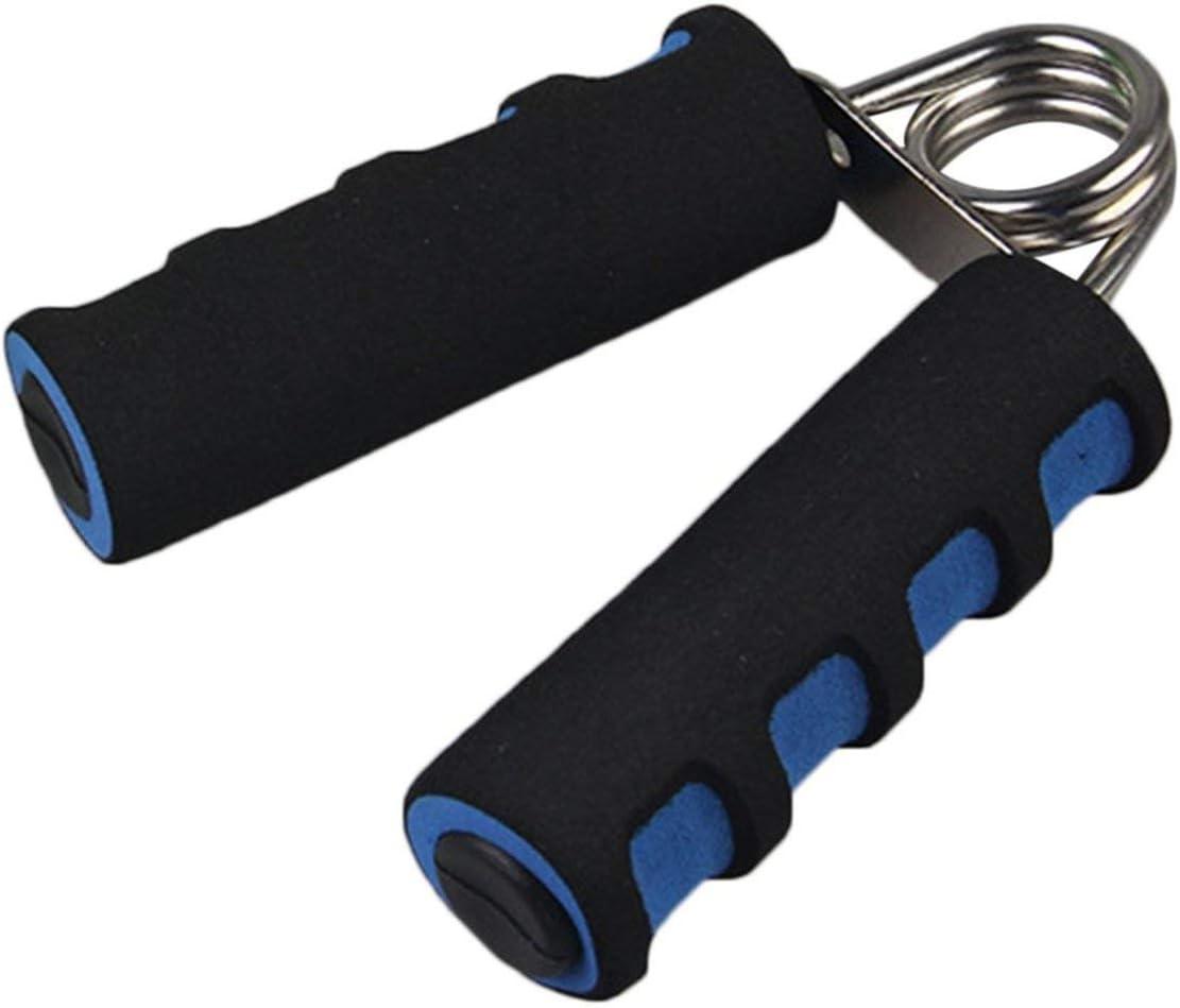 Tivolii Spring Hand Grip Finger Strength Exercise Equipment Steel Sponge Forearm Health Builder Gym Household Training Tools