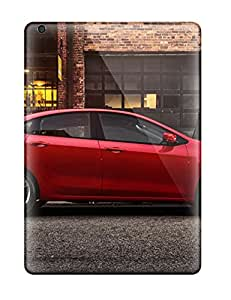 Ipad Air Case Cover - Slim Fit Tpu Protector Shock Absorbent Case (dodge Dart Model )