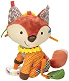 Skip Hop Bandana Buddies Soft Activity Toy, Fox
