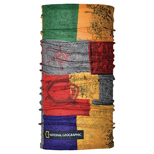 Buff Adult Original National Geographic 3/4 Headwear One Size Ng Temple