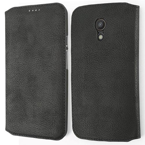 5 opinioni per Custodia Motorola Moto G 2 Generazione, Coodio Premium Custodia in Pelle,