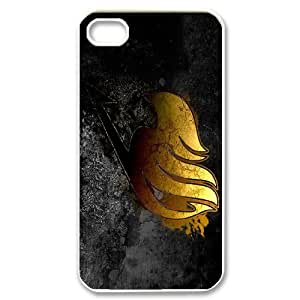 New for Fairy Tail Manga logo For Iphone 4 4S case cover TPUKO-Q825842