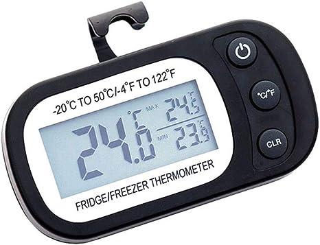 QYY Termómetro Digital para refrigerador, termómetro para ...