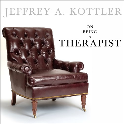 On Being a Therapist by Tantor Audio