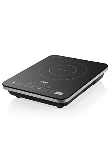 Amazon.com: Saki Induction Cooker – 1800W Portátil Inducción ...