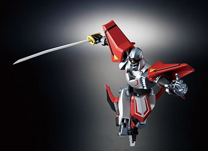 Soul of Chogokin GX-55 Hiei & Feng thunder hawk (japan ...