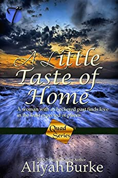 A Little Taste of Home (Quad Series Book 1) by [Burke, Aliyah]
