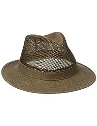 Henschel Mens Hiker Crushable Mesh Breezer UPF 50+ Hat