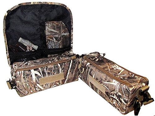 Layout Blind Bag - Heavy Hauler Outdoor Gear AR1 Layout Dual Compartment Blind Bag, Mossy Oak Shadow HH0120-MOSGB