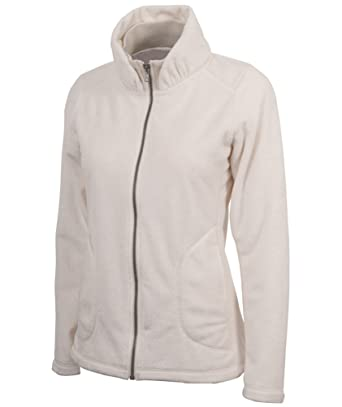 Charles River Apparel 5236 Women's Silken Fleece Jacket at Amazon ...
