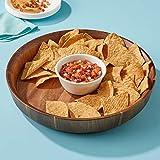 Corelle Coordinates Chip & Dip Bowl, White