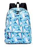 Best Back To School Backpacks - Leaper School Backpack Teens Geometric Pattern Travel Bag Review