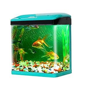JAINSONS PET PRODUCTS Fish Aquarium Combo Tank Capacity (Colour May Vary, 28 L)