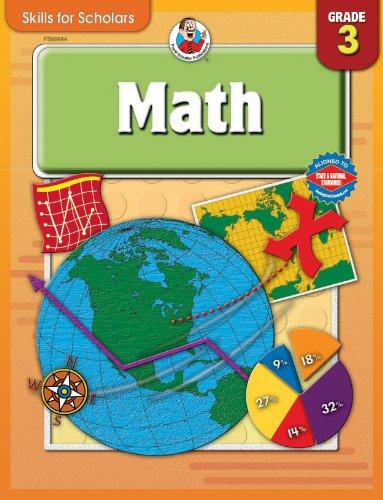Read Online Skills for Scholars Math, Grade 3 pdf