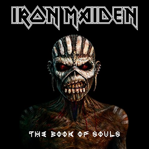 Iron Maiden - The Book of Souls Disc 01 - Zortam Music