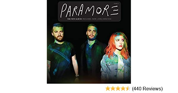 PARAMORE 2013 GRATUITO DISCOGRAFIA DOWNLOAD