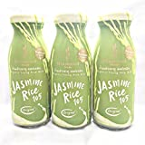 Premium Organic Young Jasmine (Original) Rice Milk Drink 180 ml with Bioactive Peptides (Pack of 3)
