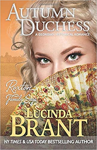 Amazon Fr Autumn Duchess A Georgian Historical Romance