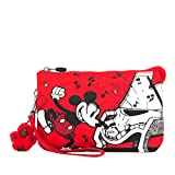 Kipling Disney's 90 Years Of Mickey Mouse Creativity Extra Large Pouch One Size Music To My Ears