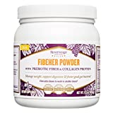 Reserveage – FibeHER Powder, Supports Digestion, Healthy Skin, Joints, Bones, and Weight by Helping Reduce Hunger and Cravings with Prebiotics, Fiber, and Collagen, Gluten-Free, 30 Servings (15.5 oz) Review
