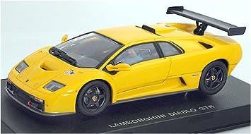 Autoart Lamborghini Diablo Gtr Yellow Japan Import Amazon Co Uk