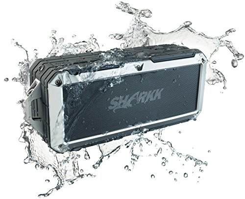 Waterproof Bluetooth Speaker Sharkk 2O IP67 Bluetooth Speaker