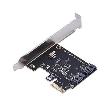 Mavis Laven - Tarjeta controladora SATA III PCIe 3.0 X1, Tarjeta ...