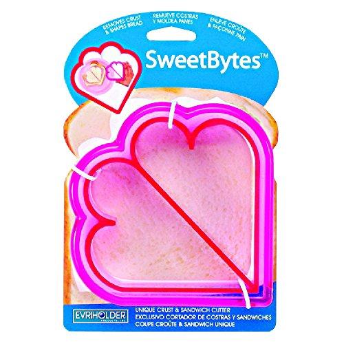 EvriHolder DynoBytes Sandwich Crust Cutter (assorted colors)