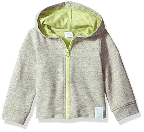 Girls Terry Hooded Jacket - 5