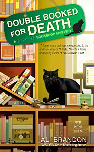 Black Holiday Craft - Double Booked for Death (A Black Cat Bookshop Mystery Book 1)