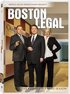 Boston Legal: Season 3 (Sous-titres français) (B002XLGOD6) | Amazon price tracker / tracking, Amazon price history charts, Amazon price watches, Amazon price drop alerts