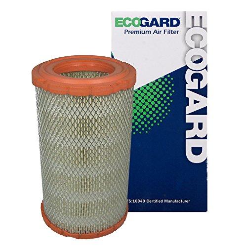 ECOGARD XA5090 Premium Engine Air Filter Fits Chevrolet K1500, C1500, Tahoe, K1500 Suburban/GMC K1500, Yukon, C1500/Chevrolet K2500, C3500, C2500, C1500 Suburban/GMC K1500 (Chevrolet Tahoe Engine)