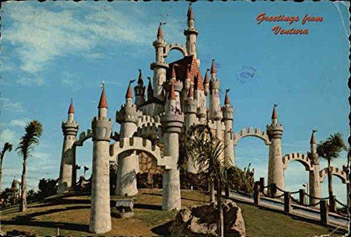 Greetings from Ventura Ventura, California Original Vintage Postcard from CardCow Vintage Postcards