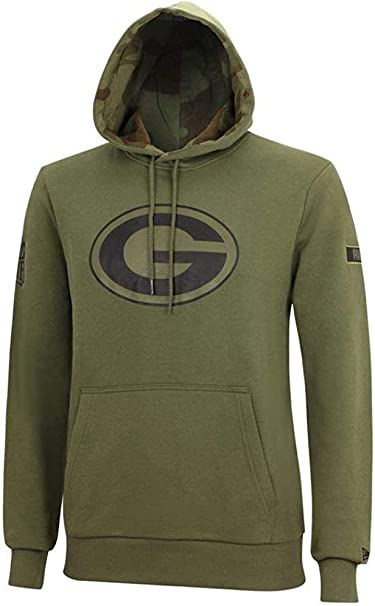 New Era NFL Green Bay Packers Hoody Sweater Hoodie Herren