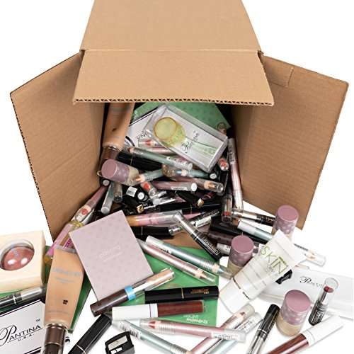 300-Piece Wholesale Bulk Makeup Assorted Cosmetics Box, Kit, Lot, Set, Kids, Girls, Women, Party Favors, Cheap, Gift, (Makeup Bulk Wholesale)
