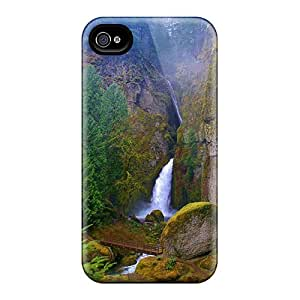 Pretty KWy22698nPfT Iphone 6 Cases Covers/ Wahclella Falls Oregon Usa Series High Quality Cases