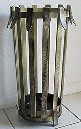 Iron Umbrella Stand UF21BRN-VERDI