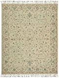 Stone & Beam Serene Transitional Wool Area Rug, 5′ x 8′, Multi For Sale