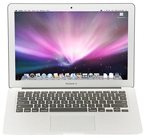 Apple 13″ MacBook Air (2017 Version) 1.8GHz Core i5 CPU, 8GB RAM, 256GB SSD, Silver, MQD42LL/A
