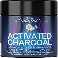 Blanqueamiento dental de Carbón Activado 100% Natural