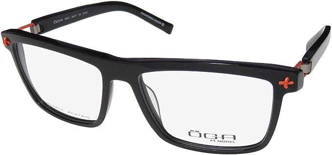 Oga By Morel 7950o Mens Designer Full-rim Flexible Hinges Premium Quality Gorgeous Must Have Eyeglasses//Eyewear