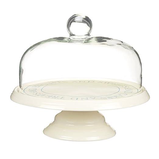 72 opinioni per Kitchen Craft, Campana per dolci, cupola di vetro da 29 cm [Importato da Regno