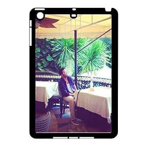J-LV-F Design Case Drake Customized Hard Plastic Case for iPad Mini