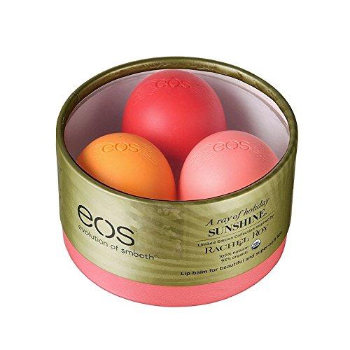 Pink Eos Lip Balm Flavor