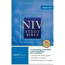 Zondervan NIV Personal Size Paperback