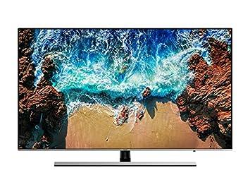 Samsung Nu8000 75zoll 4k Ultra Hd Smart Tv Wlan Silber Amazonde