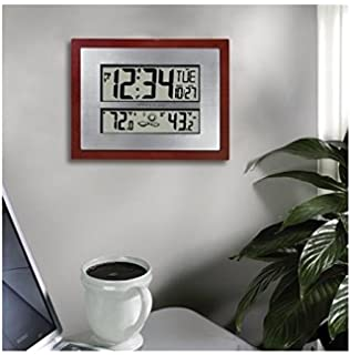 better homes and gardens atomic clock with forecast. Interior Design Ideas. Home Design Ideas