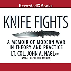 Knife Fights Audiobook