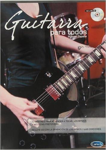 Guitarra para Todos (Carisch Music Lab Spagna): Amazon.es: Zapata ...
