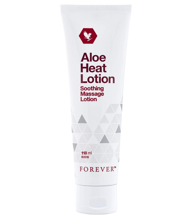 Forever Living Aloe Heat Lotion 4 fl. oz